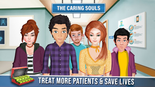 The Caring Souls New Games: ER Doctor Arcade Games screenshots 5