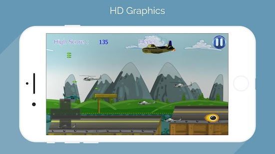 Helicopter Combat - náhled