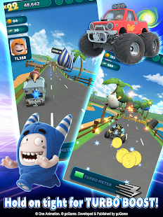 Oddbods Turbo Run 10