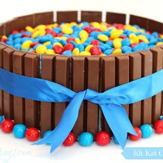 Kit Kat Candy Cake Recipe