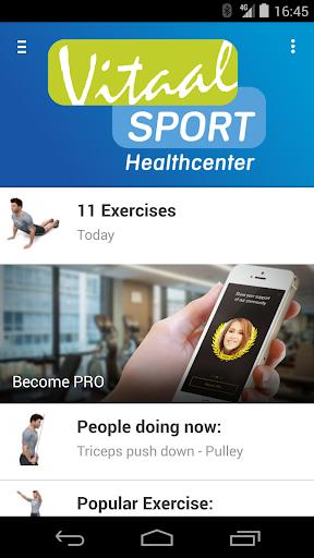 Vitaal Sport Healthcenter