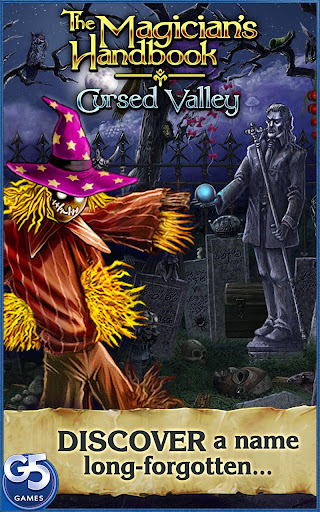 The Magician's Handbook: Cursed Valley for PC