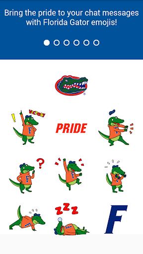 Florida Gators Emoji