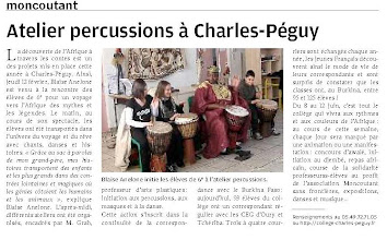 Photo: 20090217 NR Percussions