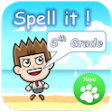 6th Grade Spelling Words icon