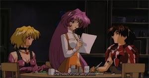 Toushin Toshi 2 Episode 01