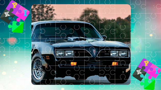 Jigsaw Puzzles Muscle Cars 1 Apk 1 0 Free Puzzle Games For Android