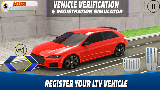 Vehicle Verification & Registration Simulator Game 1.0 screenshots 2