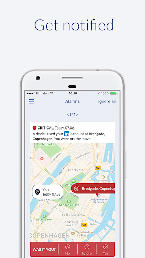 Spot The Spy - Mobile Cyber Security App  screenshots 3
