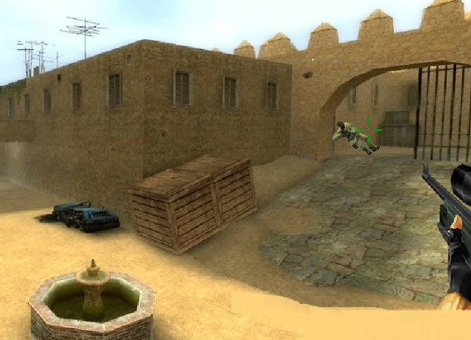 android Shooting Action 3D Screenshot 3
