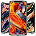 Abstract Wallpaper icon