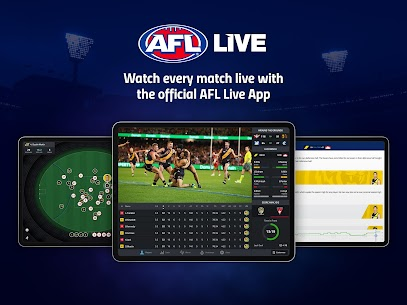 AFL Live Official App 5