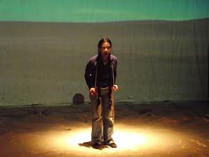Photo: Alicia pequeña caminante Teatro Doutdes (Santiago de Chile)