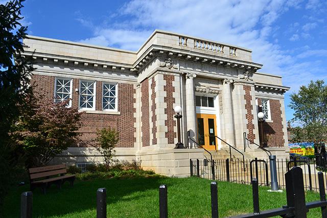 Tacony Library