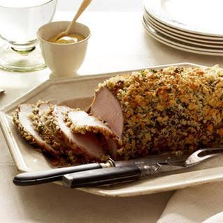 Herb Crusted Pork Roast Recipes