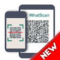 Whatscan for Whatsapp Web icon