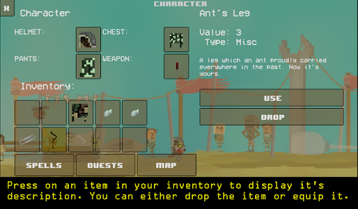 Habadus Adventure 2D screenshot 13