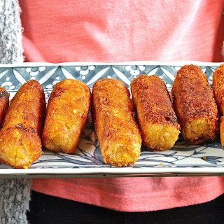 Potato Croquettes Without Egg Recipes
