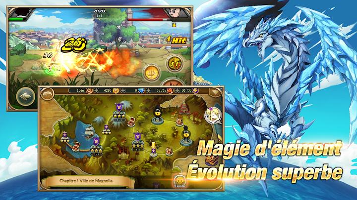 Fairy Adventure Android App Screenshot