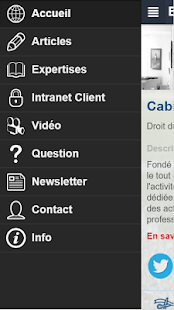 Bertrand Sport Avocat- screenshot thumbnail