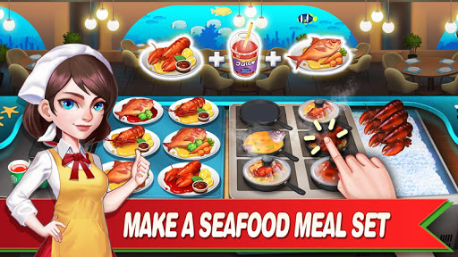 Happy Cooking 2: Fever Cooking Games 2.1.8 screenshots 14