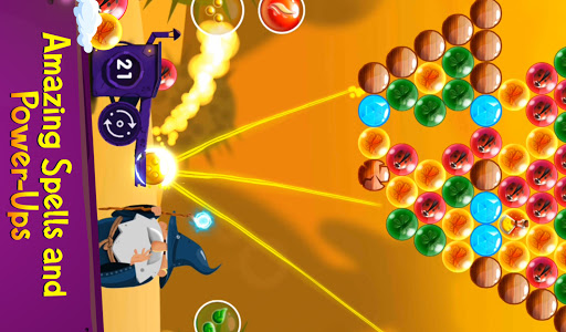 Bubble Shooter: Bubble Wizard, match 3 bubble game apkmr screenshots 16