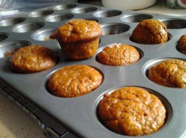 Pumpkin Mini Bites/muffins Recipe