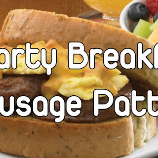 Hearty Breakfast Sausage Patties
