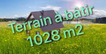 Terrain 1028 m2