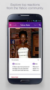 Yahoo - News, Sports & More Screenshot 3