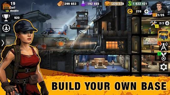 Zero City: Zombie Shelter Survival Simulator Apk Mod (SUPER MOD) 1