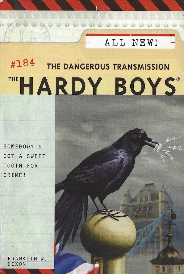 The Dangerous Transmission cover