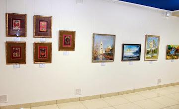Photo: Работа Святослава Горбенко (в центре)
