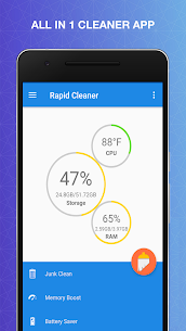 Rapid Cleaner Pro v1.6 [Paid] APK 1