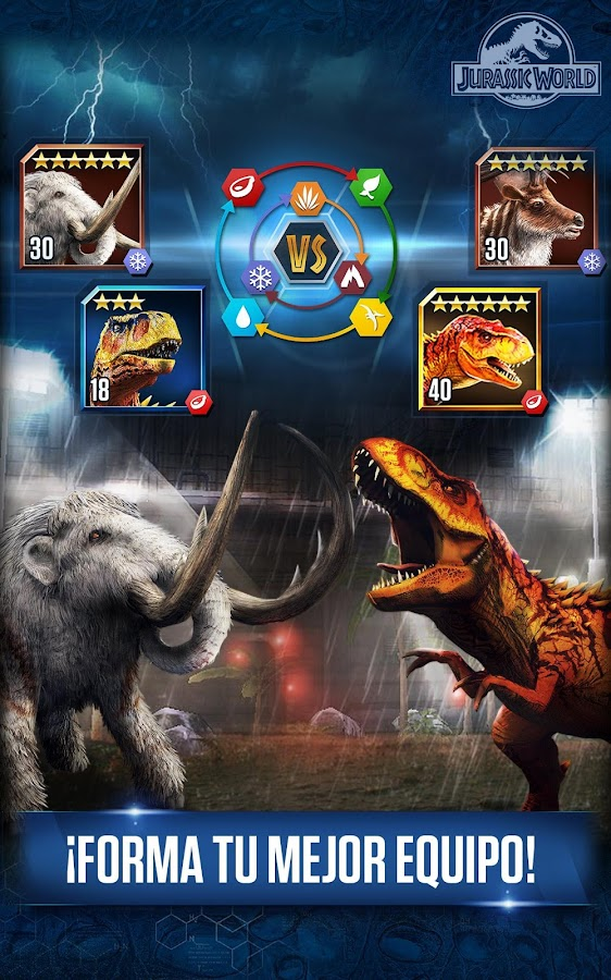 Скачать LEGO® Jurassic World™ на Андроид - …