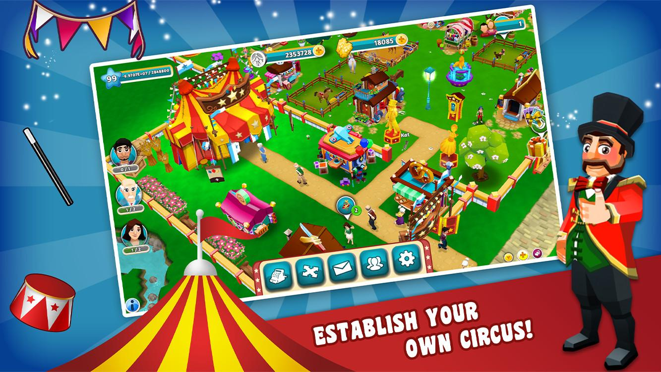 My Free Circus- screenshot