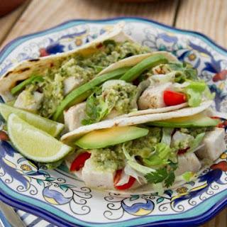 Swordfish Tacos.