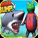 Sim  Frog Game Amazing Adventure shark TOWN