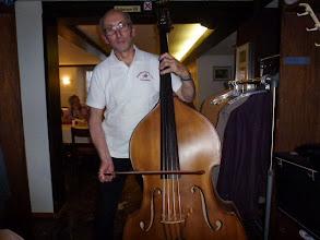 Photo: Unser Bassist Markus Heimgartner