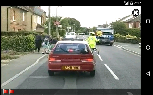Hazard Perception Test 1 (HPT)- screenshot thumbnail
