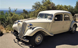 Citroën Traction Avant 11B Rent Provence-Alpes-Côte d'Azur