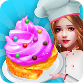 Profiterole Cooking Factory – Bakery Dessert Game