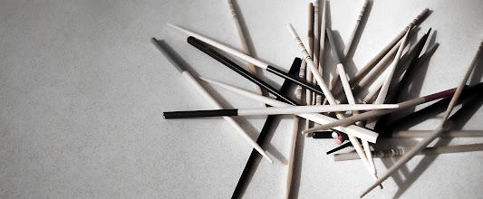 Photo: chopstick cacophony