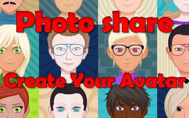 Photos Share Avatar Generator