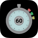 Tabata timer HIIT interval icon