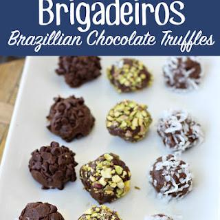 Brigadeiros Brazillian Chocolate Truffles