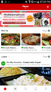 Foody Indonesia - náhled