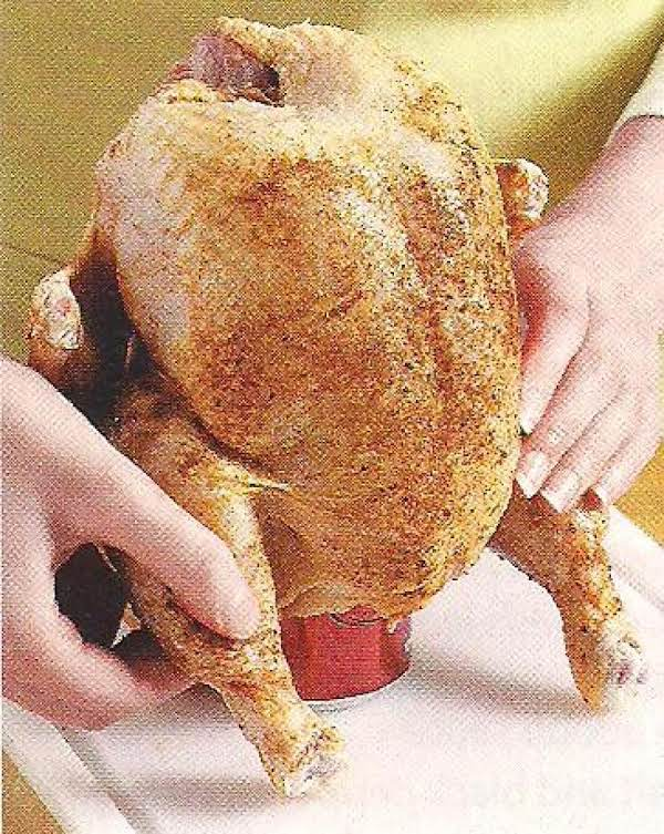 Soda Can Chicken With Classic Bbq Rub Recipe