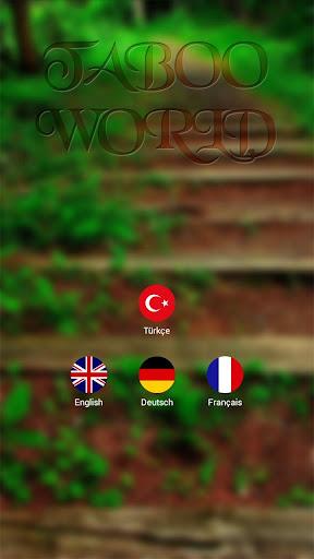 Taboo World