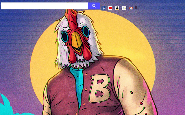 Hotline Miami 2 Game Hd Wallpapers New Tab
